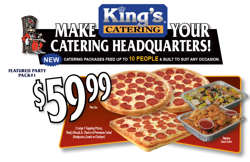 May 2013 catering top